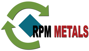 Scrap Metal Recycling Facility Logo